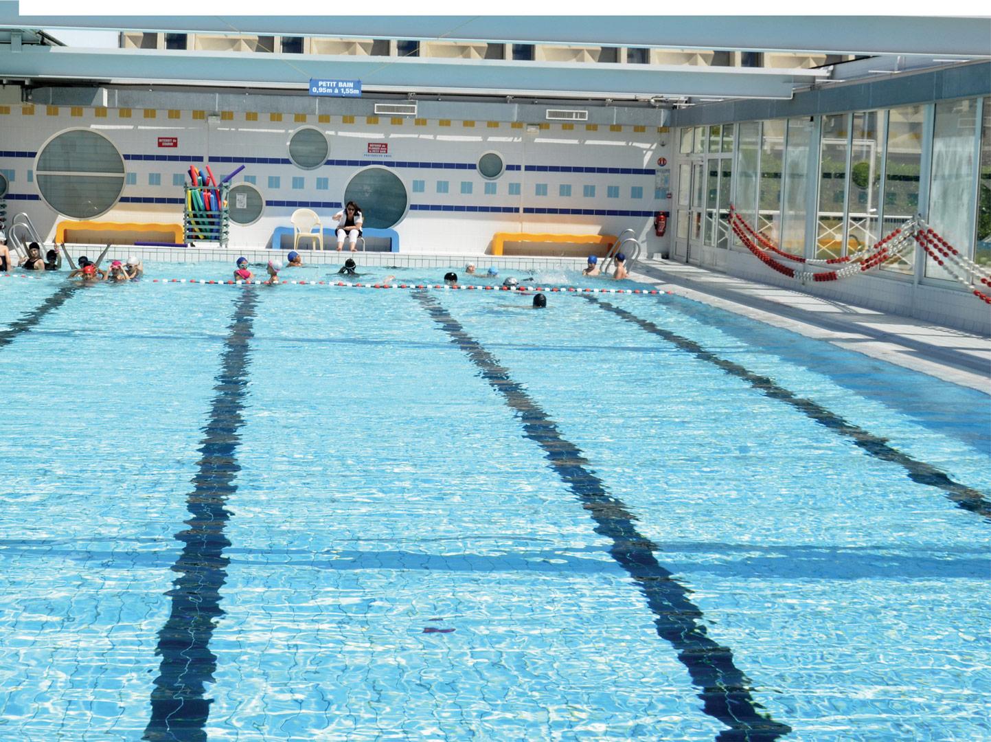 Piscine plein soleil neuilly sur marne for Tarif piscine lievin