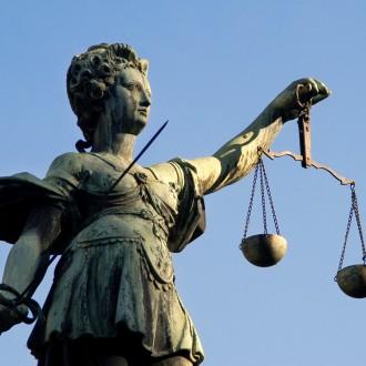 Gerechtigkeitsgttin